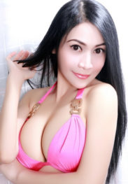 Young HK Escort Model Ivy