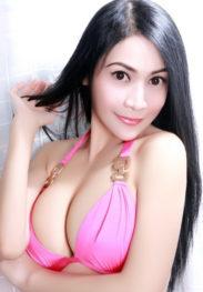 Young HK Escort Model Ivy