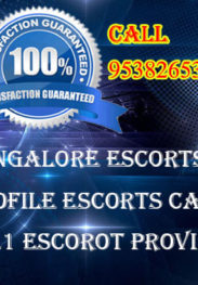 Independent escort in Bangalore